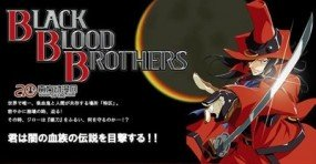 Black Blood Brothers Image 1