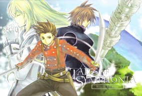 Tales of Symphonia the Animation Image 1