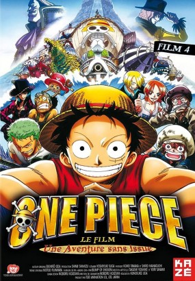 One Piece Film 4 Image 1